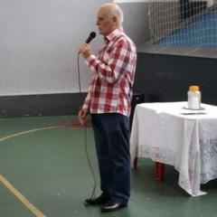 Momento Literário com Lino de Albergaria